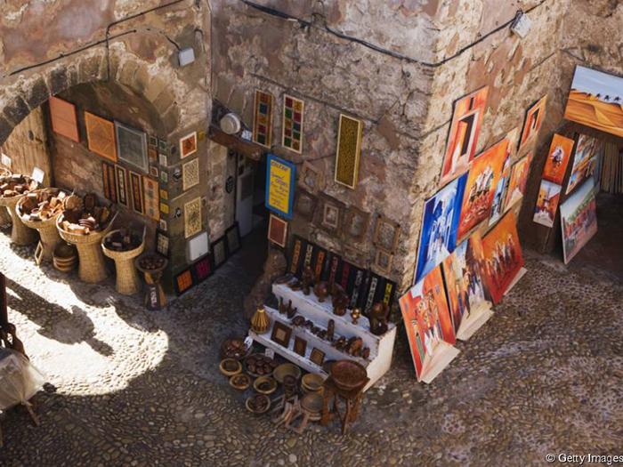 L'art à Essaouira